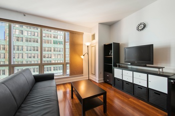 FURNISHED ALCOVE STUDIO AVAILABLE IN MIDTOWN WEST!